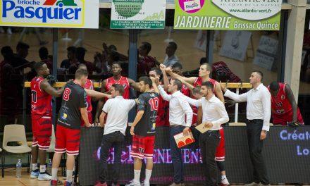 NM1 (5ème journée) : Défait à Boulogne, le BAB était proche de la victoire (77-74).