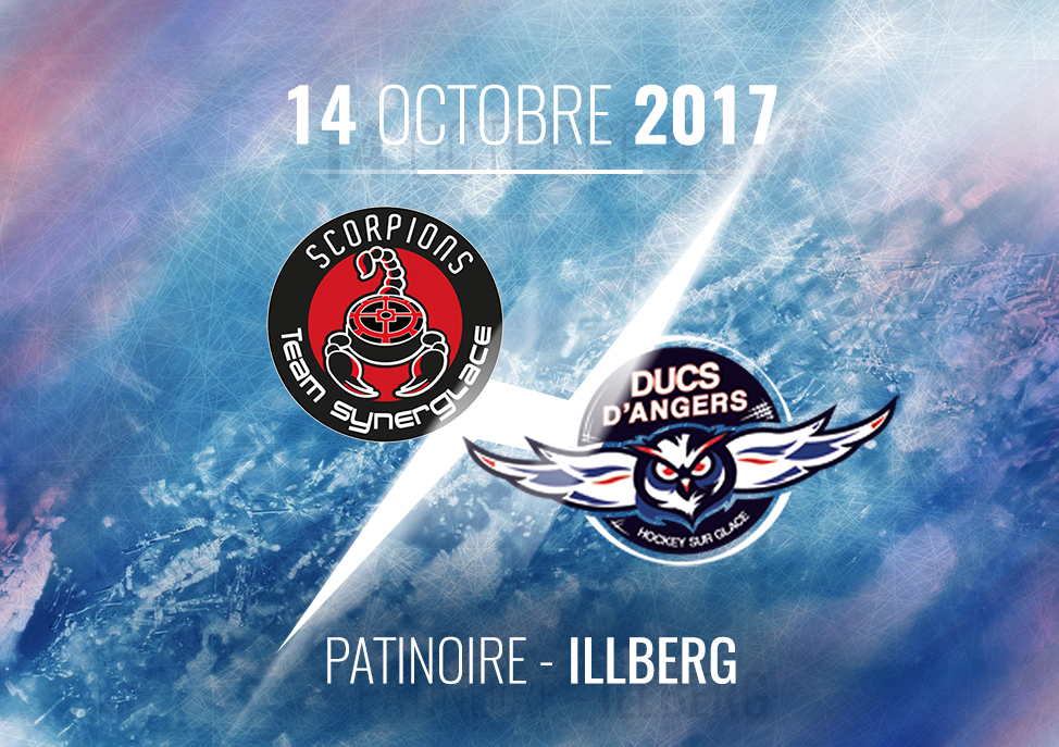 Ligue Magnus (12e journée) : Victoire impérative pour les Ducs d'Angers face à Mulhouse, ce samedi.