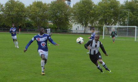 DRH (2e journée) : Angers NDC remporte sa première victoire en championnat face à Nantes la Mellinet (3-2).