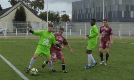 Coupe de l'Anjou (2e tour) : Quinze buts et douze buteurs différents, entre les Ponts-de-Cé et Noyant ASD Noyantais (10-5).