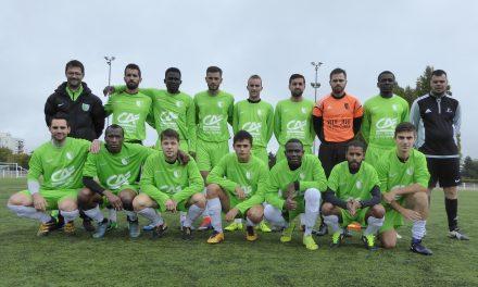D1 (9e journée) : Match sérieux des Ponts-de-Cé face au Fuilet-Chaussaire (5-0).