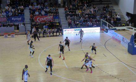 NM2 (6e journée) : L'Étoile Angers Basket s'impose dans la douleur face à Rennes (73-66).
