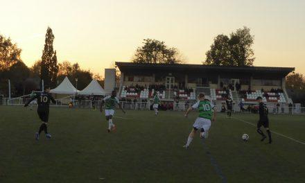 DH (6e journée) : Beaucouzé s'en sort vraiment bien face à Orvault (2-2).