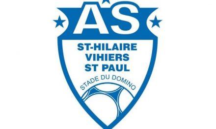 PH (8e journée) : Vihiers n'a pas lâché et obtient la victoire face au May-sur-Evre (1-0).