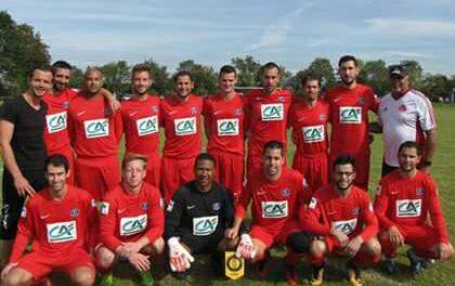 D2 (16e journée) : Très bonne réaction de Villevêque-Soucelles face à Candé-Freigné (3-1).