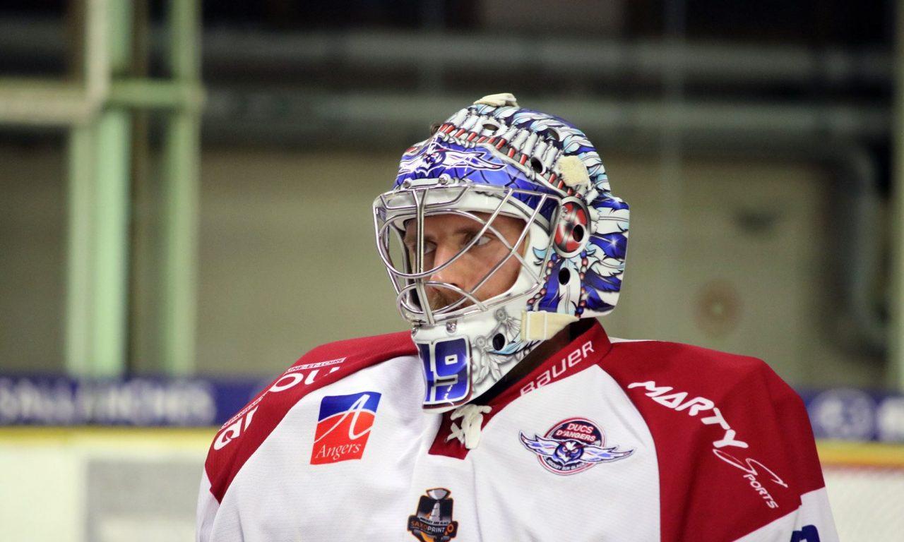 Ligue Magnus (12e journée) : Les Ducs d'Angers ont à nouveau rechuté, cette fois à Mulhouse (3-2 ap.).