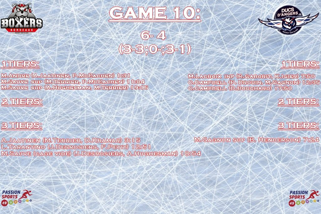 game 10