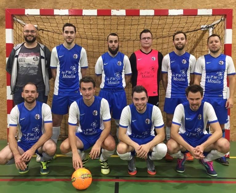 Le LCDF Angers Futsal va chercher un bon nul à Chemillé