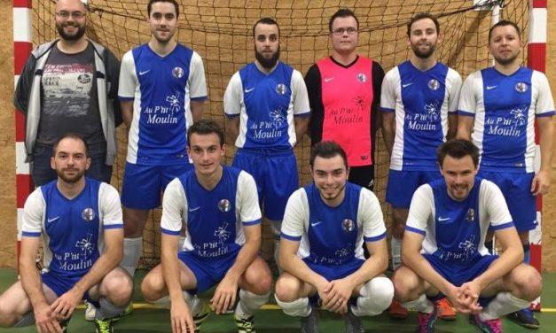 Le derby d'Angers revient au LCDF Angers Futsal face à Angers NDC (7-4).