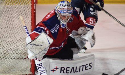 Ligue Magnus (18e journée) : Les Ducs d'Angers se rassurent face aux Aigles de Nice (5-2).