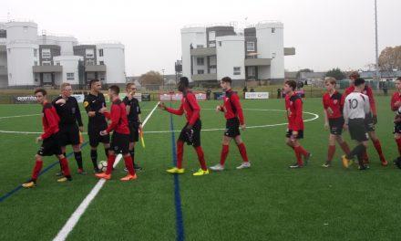 Coupe Gambardella : Le Foyer de Trélazé remporte le derby face à Angers SCA (6-0).