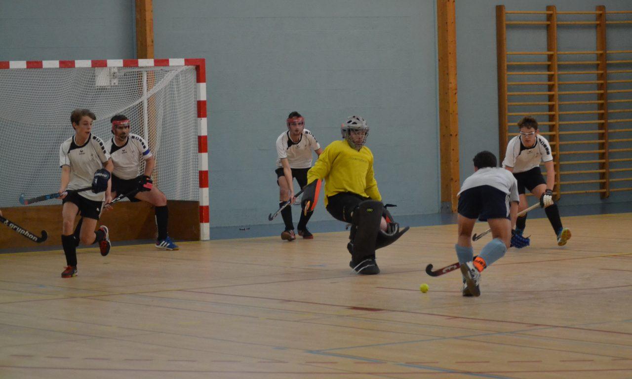 Le SCO Hockey a démarré sa saison en salle face à Laval (3-10), puis face à la Baule (5-1).