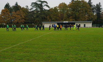 D1 (6e journée) : Avec cette victoire à la Pouèze (3-0), Cholet FCPC fait une bonne opération au classement.