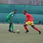 Regy a marqué deux buts pour donner la victoire aux siens.