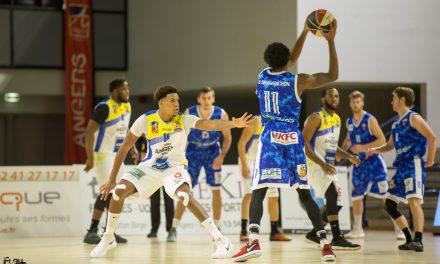 NM2 (9e journée) : L'Étoile Angers Basket gagne avec la manière face à Gravenchon (91-62).