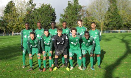 Les U19 de la Vaillante Angers veulent démarrer leur phase retour comme leur début de championnat, face à Tours