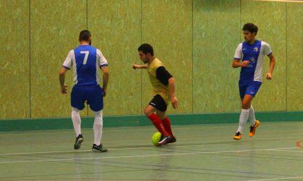 4ème journée – D1 Futsal : Le LCDF Angers Futsal poursuit sa série d'invincibilité.