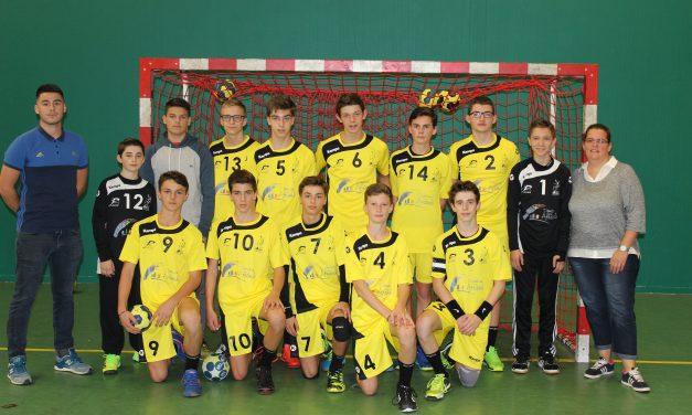 AAEEC Ponts-de-Cé Handball remporte une prometteuse victoire face à l'US Fléchois (31-26).