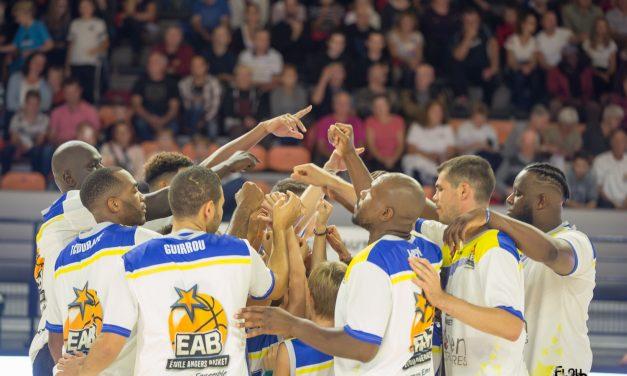 NM2 (15E JOURNEE) : L'EAB reçoit la lanterne rouge, l'Alerte Juvisy Basket, ce samedi, salle Jean Bouin.