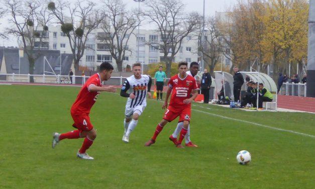 U19 National : Angers SCO sort vainqueur d'un match complètement débridé face au Stade Rennais (3-2).