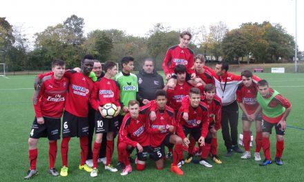Les U19 d'Angers SCA se qualifient à l'arraché en coupe Gambardella face à Saint-Sébastien (3-3 ; tab. : 8-7).