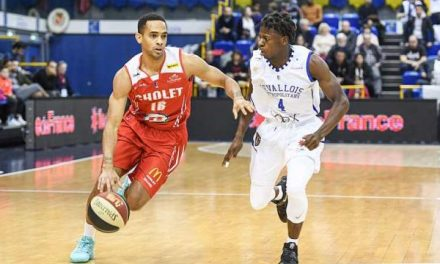 Pro A (10e journée) : Cholet Basket confirme et enchaîne un second succès d'affilée à Levallois !