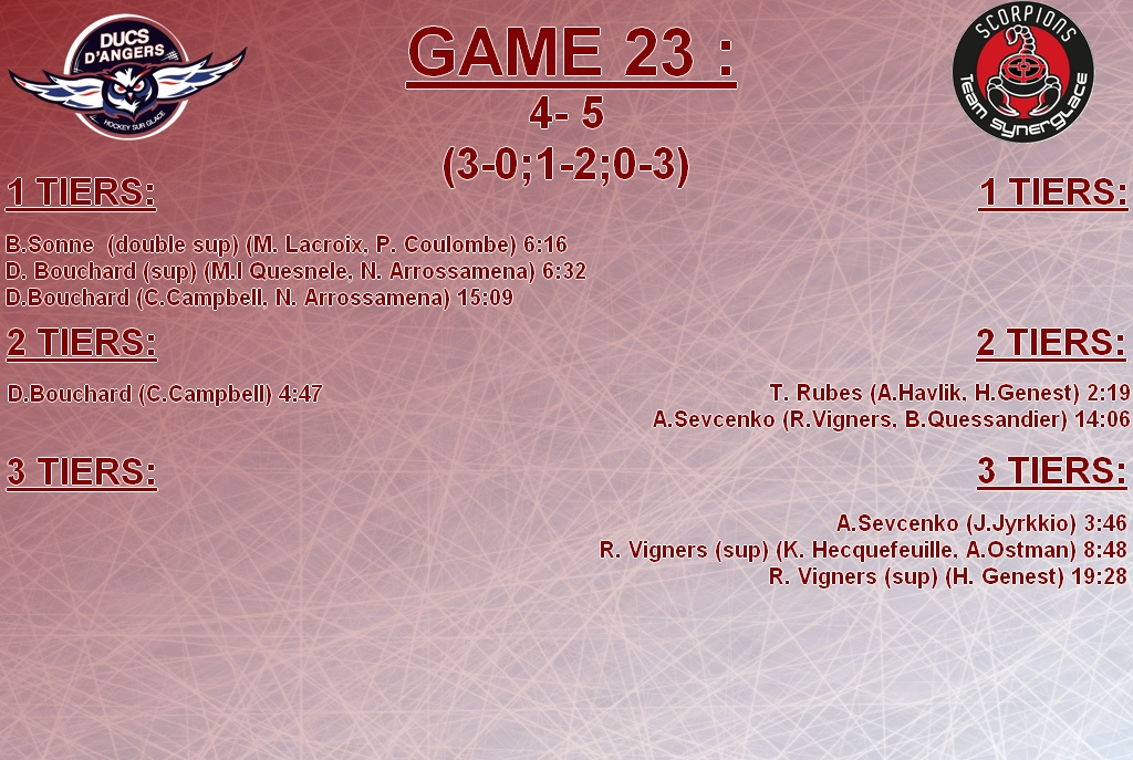 game 23