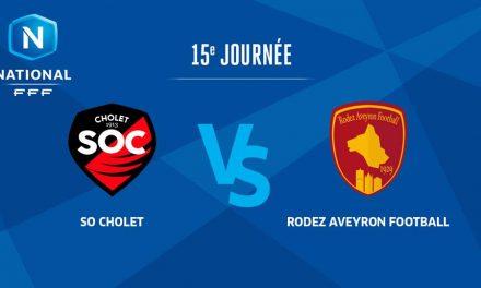 National 15e journée : Le SOC reçoit Rodez pour un duel au sommet entre deux étonnants promus.