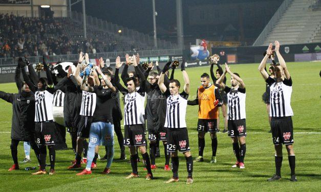 Angers SCO : Bilan à mi-saison 2017-2018.