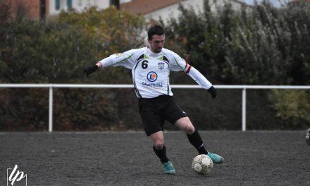 Les 1001 vies footballistiques d'Alban PINEAU (1ère partie)