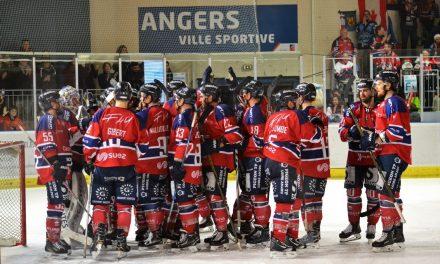 Ligue Magnus (36e journée) : Angers fait la bonne opération en s'imposant à Bordeaux (2-1).