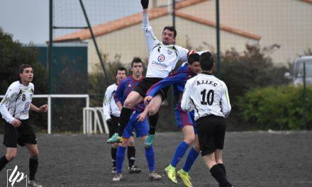 D1 – Gr. A : Andrezé-Jub-Jallais FC, renoue avec le succès sur le terrain du Fuilet-La Chaussaire !
