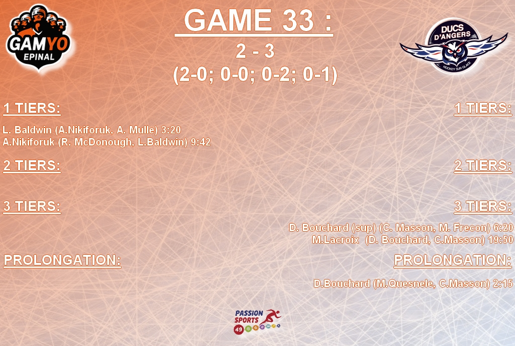 GAME 33