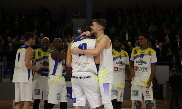 NM2 (13e journée) : Angers arrache la victoire face à Vitré dans le money time (64-63).