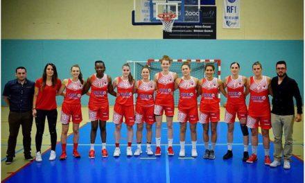 Julien HÉRAULT : Avec l'équipe féminine de Mûrs-Érigné Basket Club, on a vécu une saison formidable !