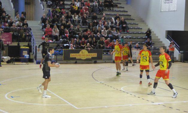 N1M (11e journée) : Angers-Noyant s'impose sans la manière face à Pau (30-27).