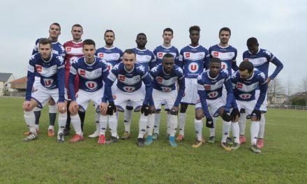 DRH (9e journée) : Dans le derby angevin, NDC s'impose largement face à l'Intrépide (4-1).