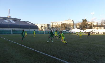 U19 (National) : Défaite cruelle de la Vaillante d'Angers face au FC Nantes (2-1).