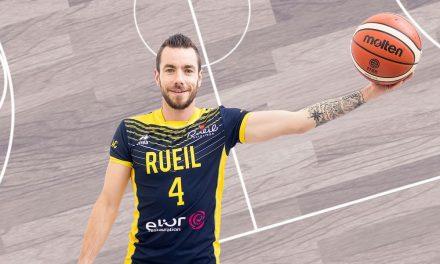 Johan RATHIEUVILLE : Je suis très heureux de revenir à Brissac.