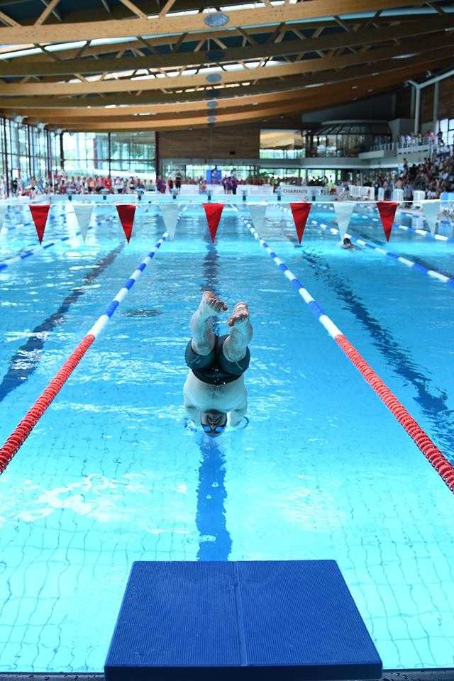 Des champions de france pr sents ce week end angers for Piscine jean bouin