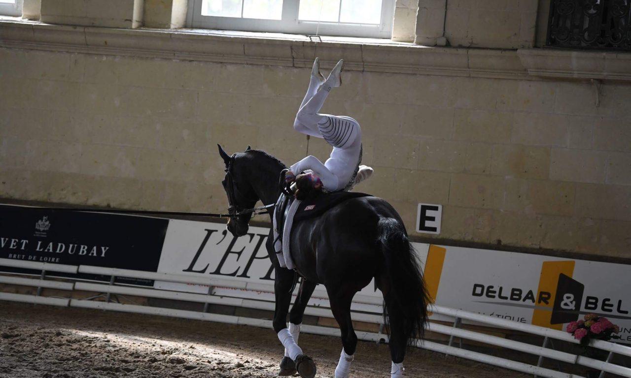 A la rencontre de Manon Moutinho : championne de voltige.