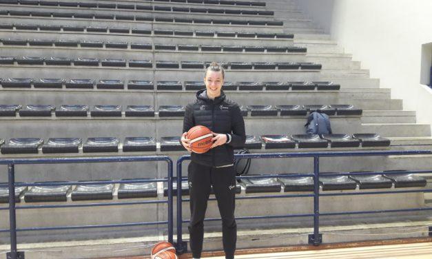 Retrouvez notre entretien avec Maëlys MARTINET, joueuse de l'UFAB, avant le déplacement capital à Landerneau !