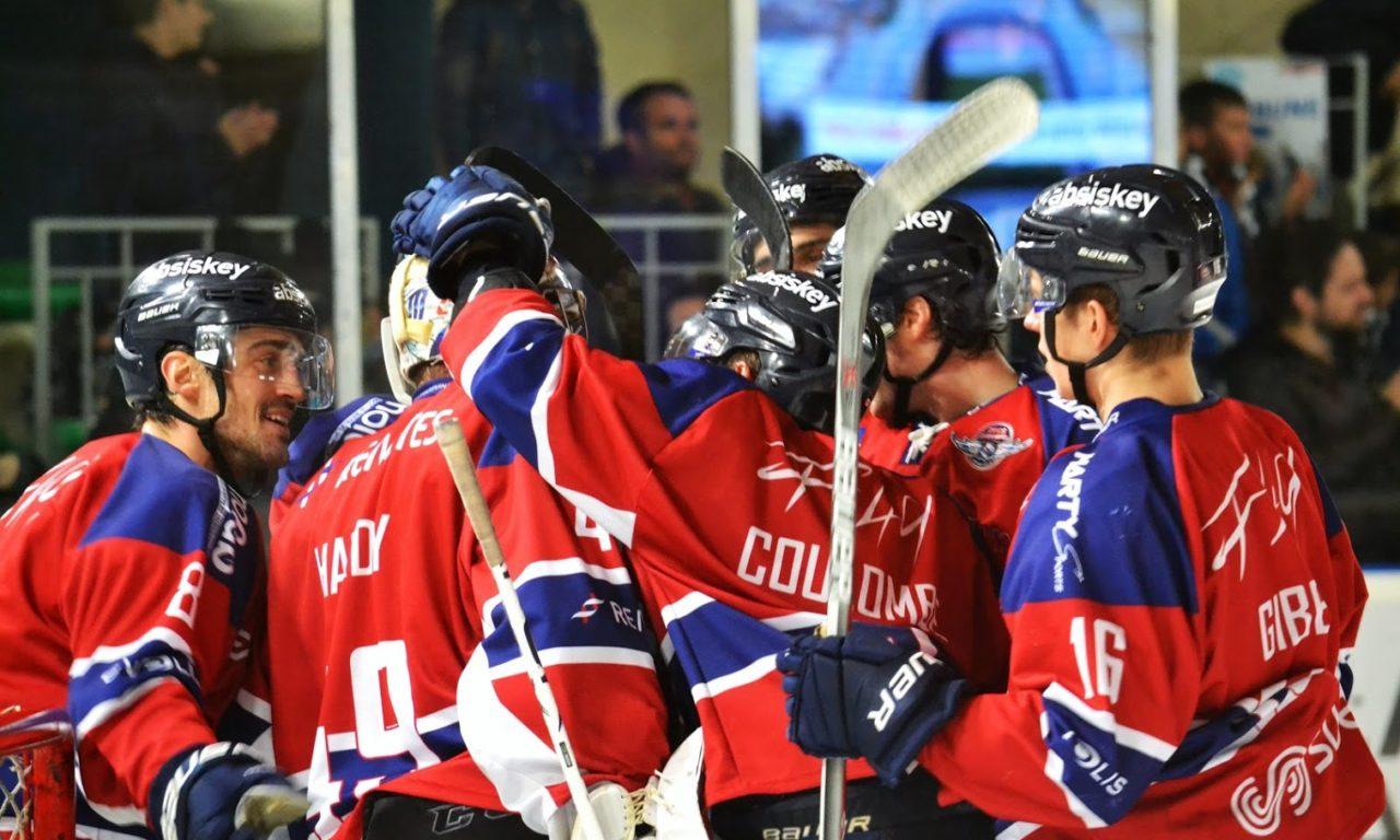 Ligue Magnus (37e journée) : Face à Strasbourg, Angers arrache la victoire après la prolongation (4-3 ap).