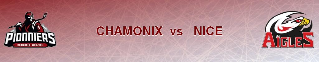 CHAMONIX vs NICE