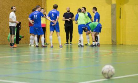 Le LCDF Angers Futsal commence 2018 par une victoire !