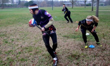 Découverte du Quidditch : le sport issu de la saga Harry Potter.
