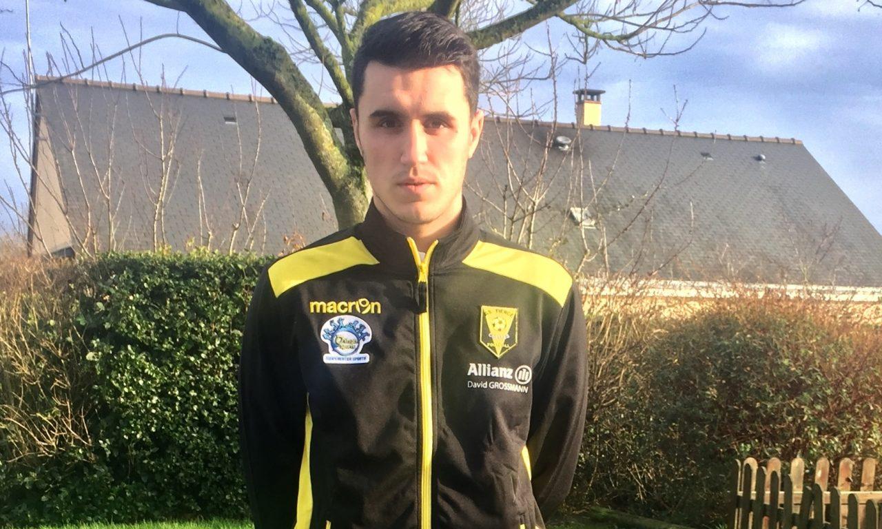 Alexis DARAIZE : La remontée de l'équipe B en première division est l'objectif prioritaire du club de Tiercé-Cheffes !