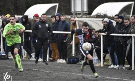 D1 – Gr. A : Cholet FCPC s'impose dans la douleur face à une coriace équipe du Fuilet-La Chaussaire !