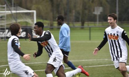U19 National : Vainqueur de Trélissac par un but à zéro, Angers SCO retrouve la pôle position !