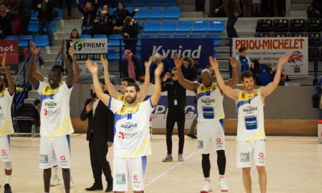 NM2 (15e journée) : L'Étoile Angers Basket a assuré l'essentiel face Juvisy (86-55).